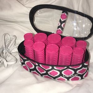 CONAIR miniPRO Compact Hot Rollers